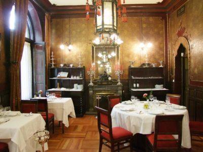 Servicio chófer Madrid: Restaurante Lhardy