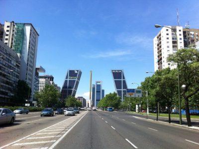 Dónde aparcar en Madrid sin problema
