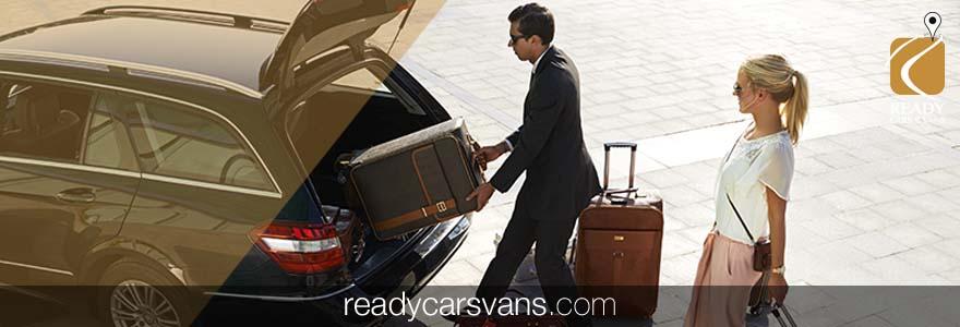 Traslado aeropuerto Madrid al centro para empresas