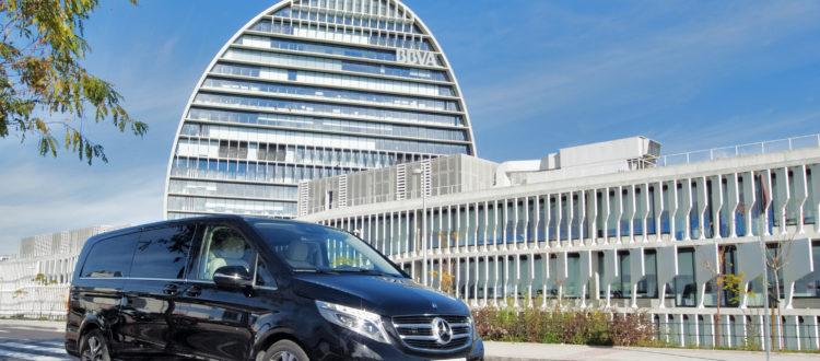 Alquiler furgoneta con conductor precio