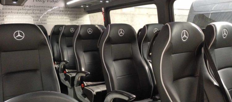Alquiler de minibus en Madrid