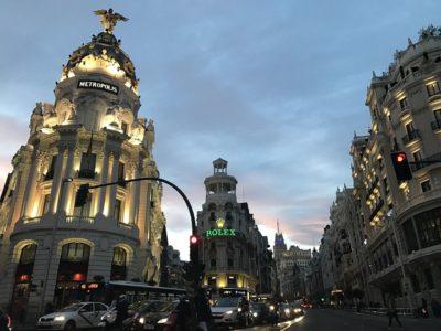 planes tranquilos en Madrid