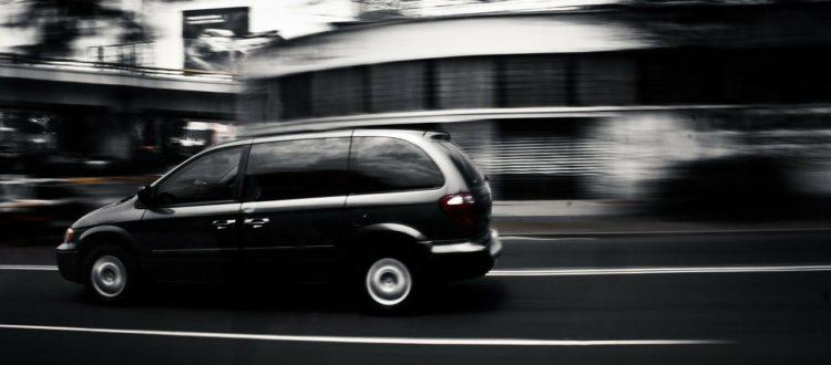 Alquiler de furgonetas con conductor en Madrid